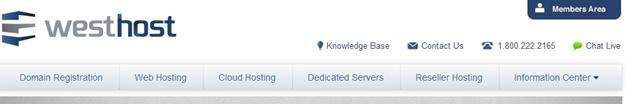 Westhost主机注册图文教程