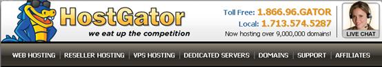 HostGator主机人民币付款优惠码注册教程