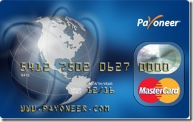 Payoneer欧元收款账户开通及使用教程